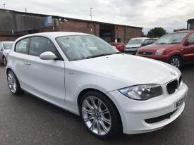 BMW 1 Series 2.0 116d 3dr 2009 (09 reg), Hatchback £4499