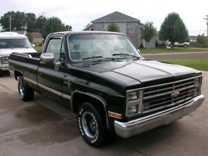 1986 Chevrolet Silverado - Trying to Locate!