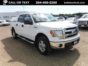 2014 Ford F-150 XLT SuperCrew 5.0L 4x4