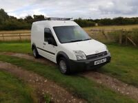 Ford transit connect LWB 55plate