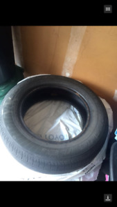 4 Goodyear summer tires for 2009 Toyota Corolla