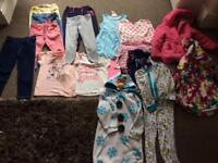 Girls clothes bundle 4-5 years fab !!