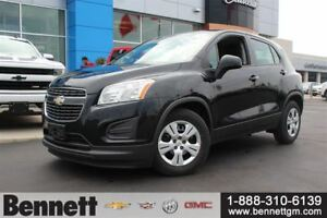 2014 Chevrolet Trax LS - Bought here new
