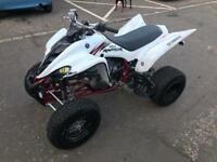 Yamaha raptor 350cc road legal