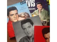 Rare Elvis Books from the 1960s