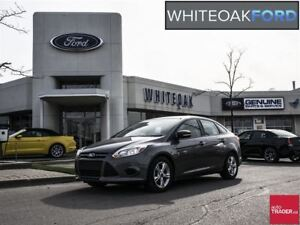 2014 Ford Focus SE, upgrade c.p.o and fin 1.9%-72 mos ext warr