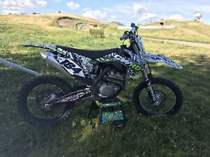 Ktm 350sxf one of a kind *MUST SELL*