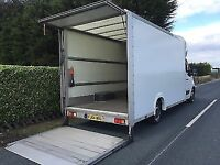 AFFORDABLE MAN AND VAN, CHEAP ESSEX REMOVALS, ALL AREAS COVERED. WE TAKE URGENT JOBS. 3.5, 5.5