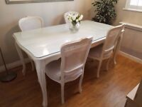 Laura Ashley dining set