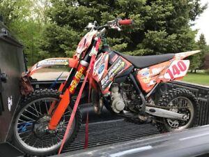 2009 85 KTM SX