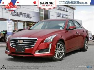 2017 Cadillac CTS Luxury Collection AWD