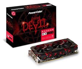 AMD Radeon RX 580 Red Devil 8GB - NEW OTHER