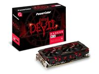 AMD Radeon RX 580 Red Devil 8GB - NEW OTHER