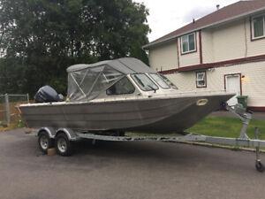 Ocean/Lake Boat