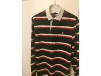 Ralph Lauren long sleeve polo size M
