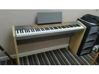 Electric piano casio privia px-110