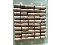 50 used corks - more available
