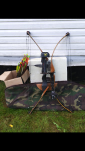 Browning Conpound Bow package