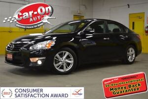 2013 Nissan Altima 2.5 SL LEATHER SUNROOF BOSE AUDIO REMOTE STAR