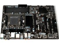 AMD FX 8320 4.0Ghz + Gaming Motherboard - £115 Bundle. No Heatsink