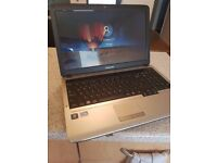 "Samsung laptop RV510 15.6"" (320GB, Intel Dual-Core, 2.1GHz, 4GB/Excellent condition"