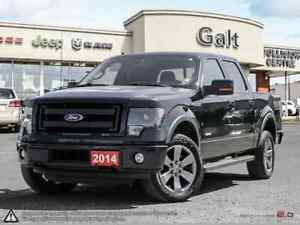 2014 Ford F-150 FX-4 LEATHER | ROOF | NAVI | ONLY $234 BI-WEEKLY