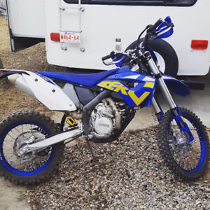 2011 Husaberg FE390 Rekluse Very Low Hours+ Tons of Extras