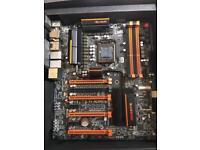 Gigabyte z77x-up7 socket 1155 motherboard