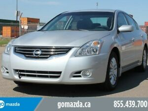 2012 Nissan Altima 2.5 S SUNROOF ALLOY WHEELS LOW KM'S LOCAL 1 O