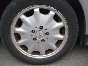 "Need 16"" Mercedes rim"