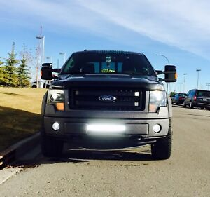 2013 FORD F150 FX 4