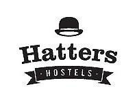 Backpacker Hostel Night Receptionist Needed