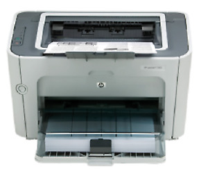 New HP LaserJet P1505n - never opened