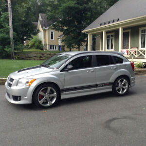 2009 Dodge Caliber.  Srt4