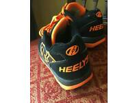 Heeley black and orange size 2