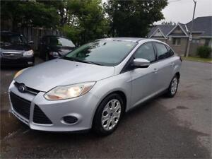 2013 FORD FOCUS - 4DR SDN SE