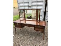 Upcycle Stag Minstrel dressing table * free furniture deliver*