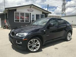 2014 BMW X6 xDrive35i|M PACKAGE|NAV|CAM|SUNROOF|NO ACCIDENTS