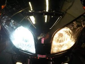 Custom LED Lighting and Headlight Installs