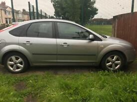 Ford Focus Zetec 1.6 Petrol Good Runner swaps/offers