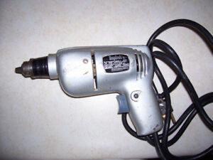 Corded Antique Drill