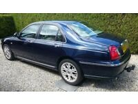 Reduced! Rover 75 2.0 CDTi Diesel Connoisseur SE Automatic 4dr, towbar. South Cave.
