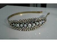 Wedding / Bridesmaid/ Prom headband.