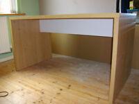 Ikea Oak Venner Desk