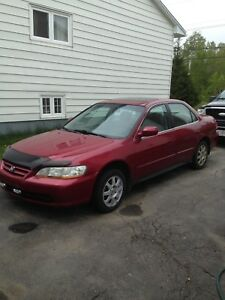 2002 Honda Accord for sale for parts