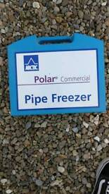 Pipe freezer