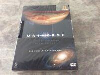 **Brand New** The Universe 5 disc DVD set