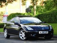 Toyota Celica 1.8 VVT-i Premium 2004..SUNROOF + LEATHER + 2 KEYS + WARRANTY