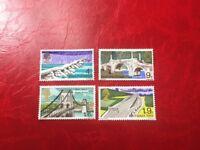 3 sets of British Stamps