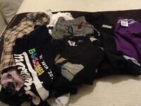 Bundle ladies various sizes clothes 6 - 10